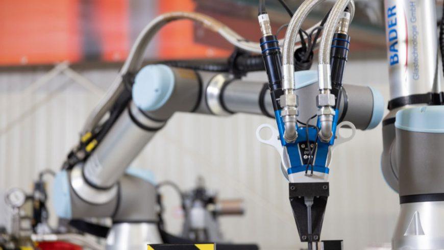 Universal Robots und Bader: eine gute Verbindung